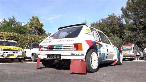 Peugeot 205 Turbo 16 For Sale by Monaco 2016 1984 Peugeot 205 Turbo 16 Evolution 1