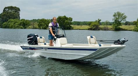 Grizzly Boat Reviews by Grizzly Tracker 1860 Cc Leisure Boating