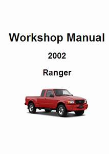 Manual De Taller Ranger  Ford