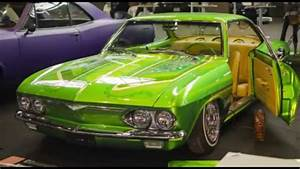 1966 Corvair Lowrider By Newride YouTube