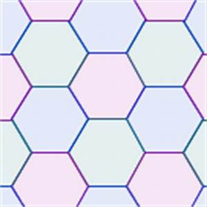 Pin Hexagonal Triangle Tessellation Clip Art Vector Online ...