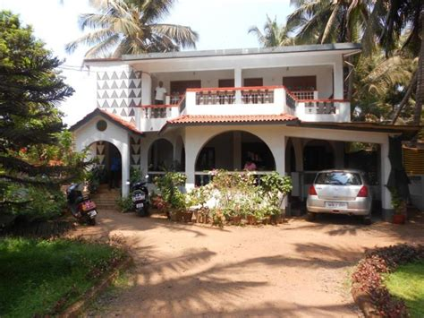 albenjoh guest house goa india  room rates