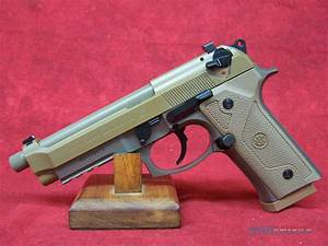 """Beretta M9A3 9mm 4.9"""" Extended Threaded Barrel ... for sale  Extended"""