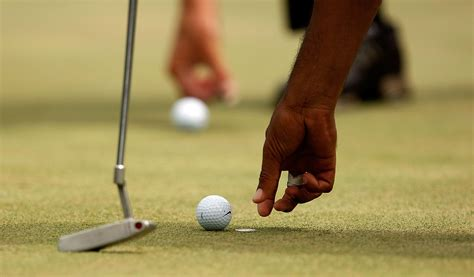Penalties And Procedures After Golf Ball Collision