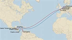 Hamburg Berlin Entfernung : cargo travel costa rica europe caribbean langsamreisen ~ Orissabook.com Haus und Dekorationen