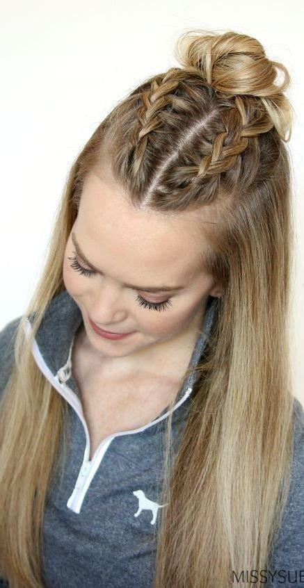 classy  simple hairstyle ideas  thick hair hair