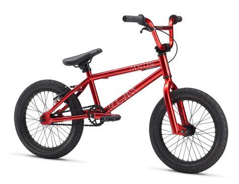 bmx für kinder 16 quot kinder pro bmx rad fahrrad bike leicht 9 9 kg mongoose