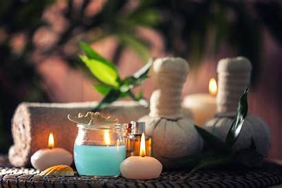 Spa Candles Scented Wallpapers 4k Treatments Oils