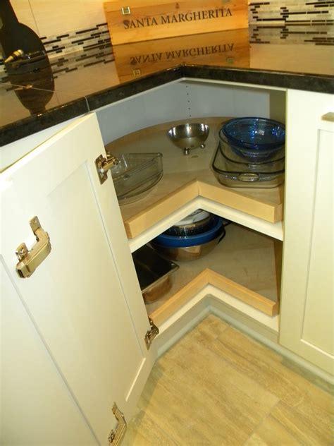 lazy susan for kitchen corner cabinet marvelous lazy susans in spaces modern with kitchen corner