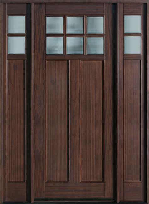 solid wood entry doors mahogany solid wood entry doors doors for builders inc