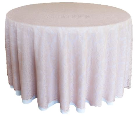round lace table overlays blush pink lace table overlays linens toppers round