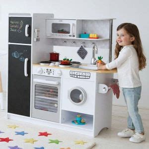 kidkraft cuisine cagnarde 53222 cuisine kidkraft jeu d 39 imitation cuisine en bois et