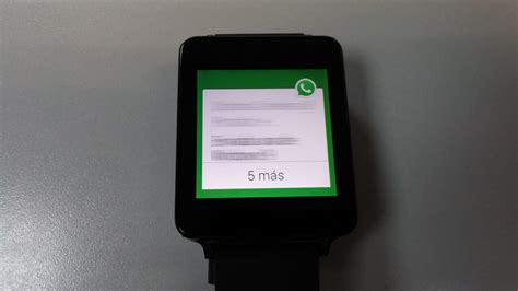 android wearable descargar whatsapp para android wear