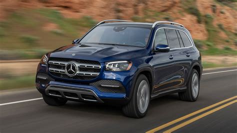 Review Mercedes Gls Class by 2020 Mercedes Gls Review Built In America For