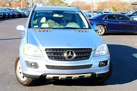 Watch the video and you will get answers to all these questions! 2006 Used Mercedes-Benz M-Class ML350 4MATIC 4dr 3.5L at Evolution Cars Serving Conyers, GA, IID ...