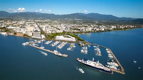 cairns ports north