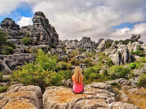 hike  torcal de antequera world wanderista