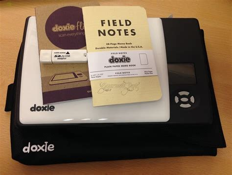 gourmet pens review atdoxie flip mobile scanner