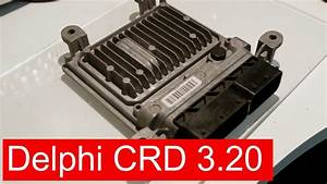 Delphi Crd 3 20    Dcm 3 5 Ecu Opening