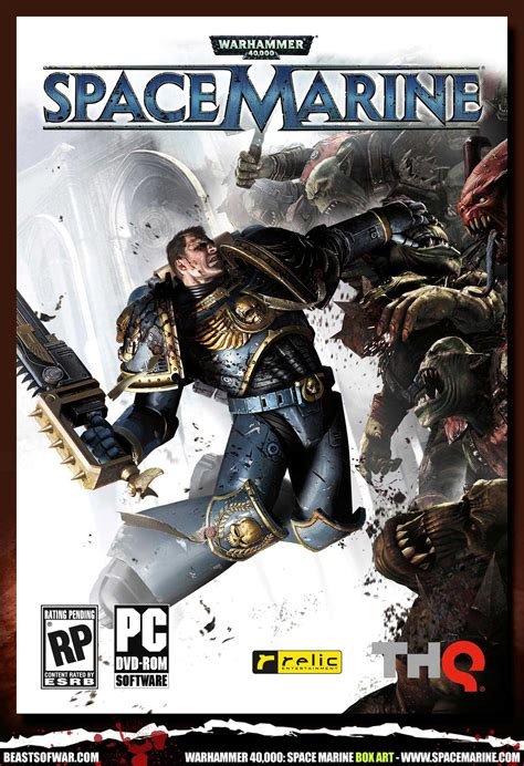space marine box edition 40k warhammer collector game pc war revealed juicy enough send kind through they beastsofwar