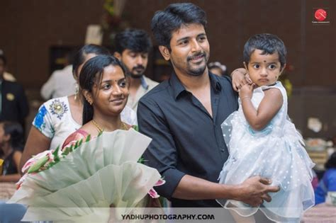 Actor Sivakarthikeyan Daughter Photos