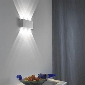 Wandleuchten Led Innen Modern : led wandleuchte wandlampe ip54 au en innen lampe leuchte beleuchtung neu ebay ~ Orissabook.com Haus und Dekorationen