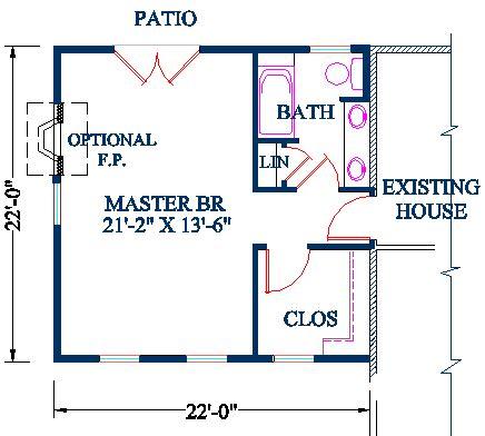 master bedroom floor plan master bedroom addition plan vaulted ceiling