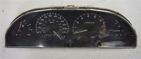 nissan sx silvia instrument gauge cluster