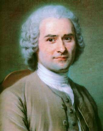 Biografia De Jeanjacques Rousseau
