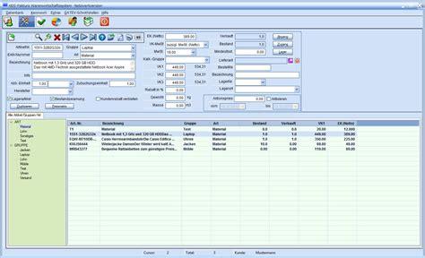 rechnungsprogramm rechnungssoftware