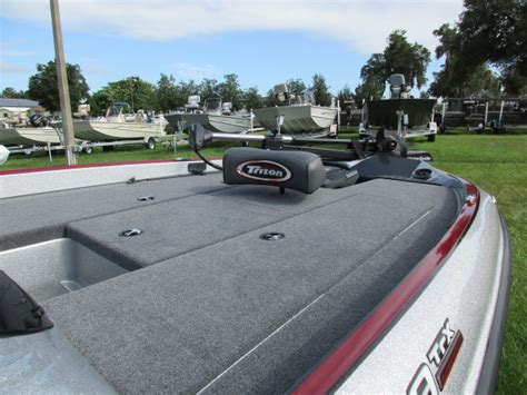 Triton Boats Ocala Fl by 2017 New Triton 179 Trx Dc Bass Boat For Sale Ocala Fl