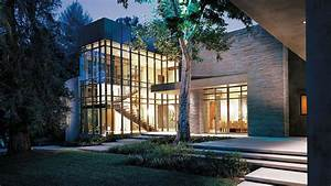 Utilitarian Design Mansion Global Daily The Future Of Midcentury Modern