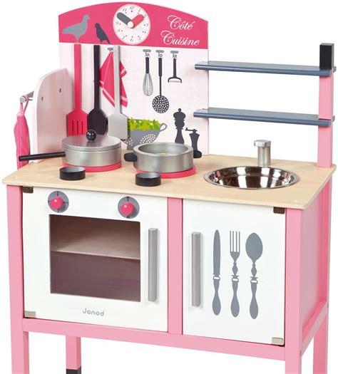 mini cuisine en bois cuisinière en bois enfant jouet à comparer avec le guide