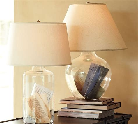 Fillable Glass Table Lamp Uk by Bacchus Glass Table Amp Bedside Lamp Modern Table Lamps