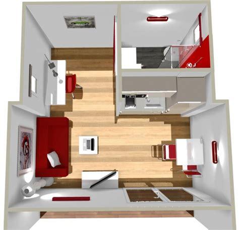 amenagement salon cuisine 20m2 amenagement cuisine 20m2 dco cuisine amnagement de