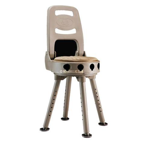 siege d box ats siege d affut portable rotatif