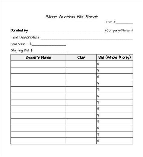 Auctions Bid Best 25 Auction Bid Ideas On Silent Auction