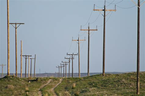 What The Purpose Utility Poles Rose Brothers Sons