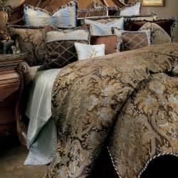 michael amini portofino luxury bedding set cmw sheets bedding