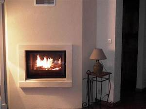 Grille De Decendrage Pour Insert : cheminee avec insert fonte flamme ~ Dailycaller-alerts.com Idées de Décoration