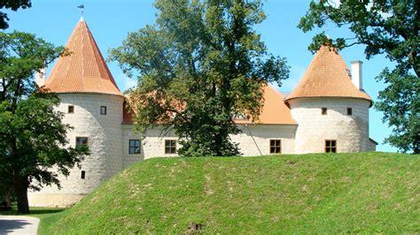 Cody's Travels: Bauskas Pils Muzejs-Livonian Order Castle