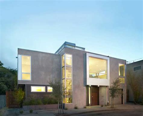 Modern Hilltop House In San Francisco