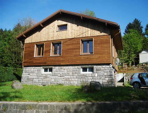 Rénovation De Façades Sur Une Ancienne Maison Rénovation