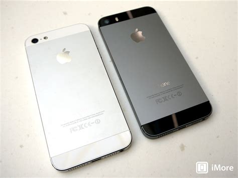 iphone 5s space grey space gray iphone 5s gallery imore