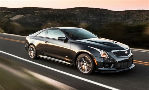 2019 Cadillac Atsv Sedan Manual Review  Auto Car Update