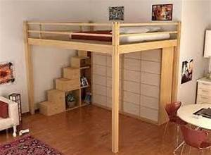 Fabriquer Une Mezzanine Soi Même : 5 id es astucieuses pour un logement tudiant fils et ~ Premium-room.com Idées de Décoration