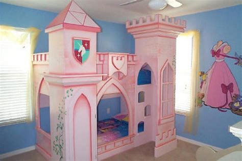 wall decorating ideas for bedrooms princess bedrooms for the castle shaped