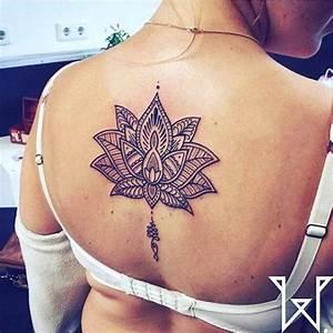 Fleur Lotus Tatouage : fleur de lotus tatouage cl48 montrealeast ~ Mglfilm.com Idées de Décoration
