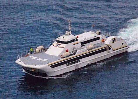 Largest Catamaran Ferry by Ferries For Sale