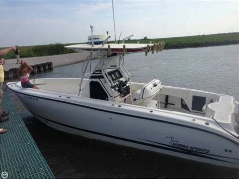 Hydra Sport Boats Used by Hydra Sports 3000 Cc In Florida Power Boats Used 99515